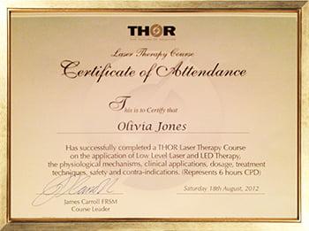 Thor Laser